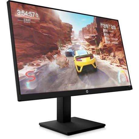מסך מחשב HP X27 Gaming monitor 27 inch Full HD 2V6B4AS
