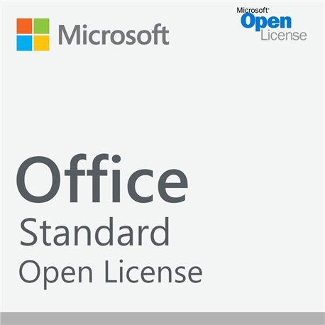 Microsoft Office Standard 2019 OLP NL Gov 021-10618