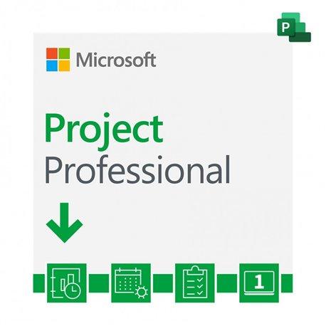 Microsoft Project Pro 2021 OLP NL Gov H30-05839