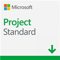 Microsoft Project Standard 2021 for Windows ESD 076-05905